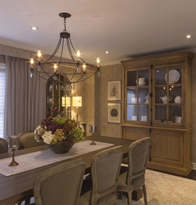 Allegro Interiors Toronto Interior Decorating and Design A Touch of Paris