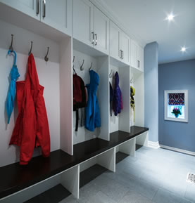 Allegro Interiors Toronto Interior Decorating and Design Family Haven