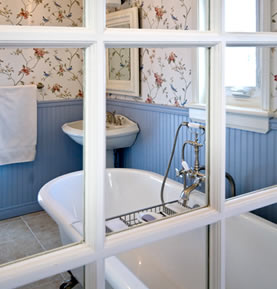 Allegro Interiors Toronto Interior Decorating and Design French Country Bath