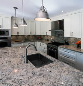 Allegro Interiors Toronto Interior Decorating and Design upscaled Family Kitchen